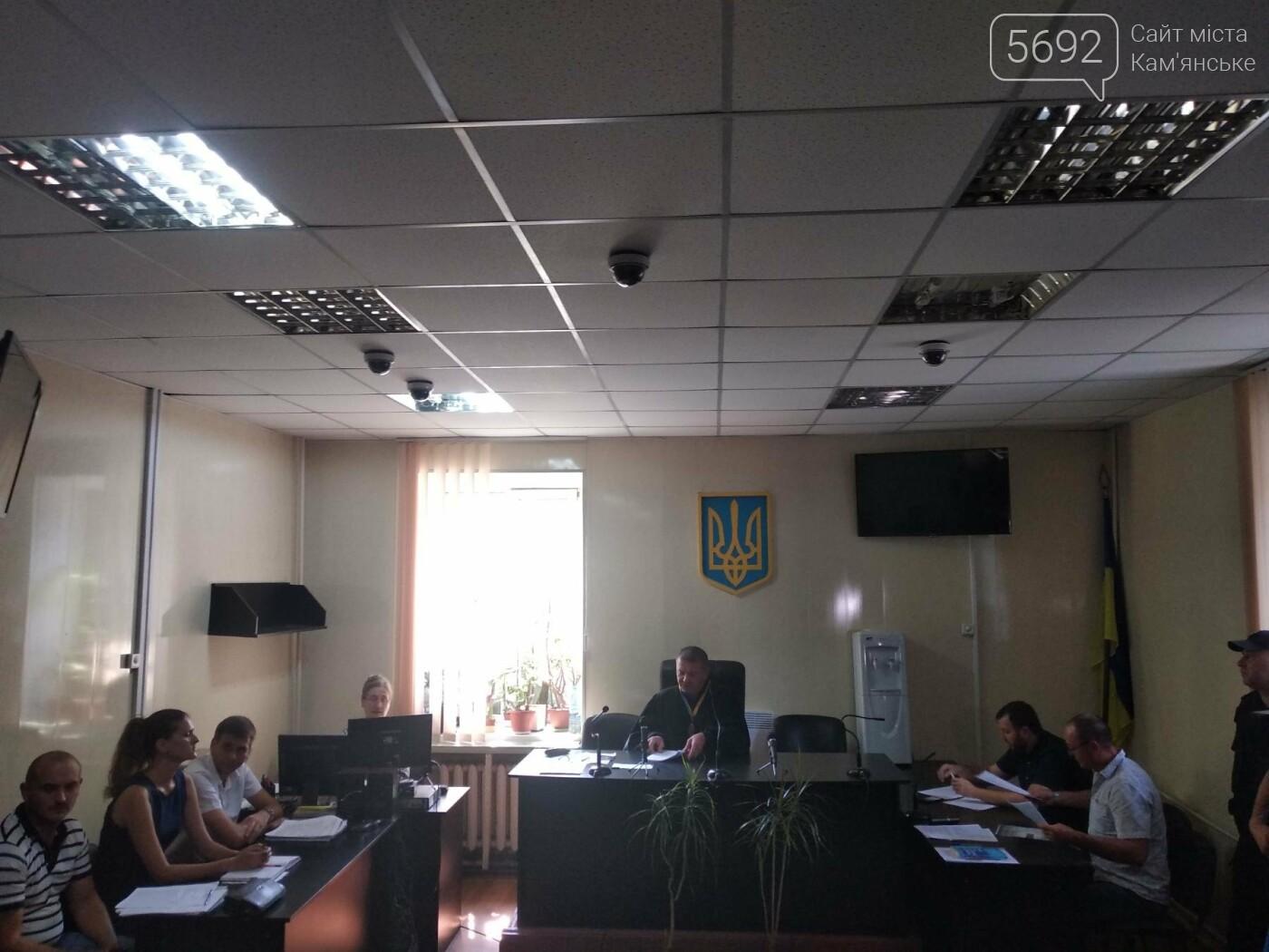 Дело об избиении врача: в Каменском за хулиганство суд избрал меру пресечения для Евгения Найды, фото-5