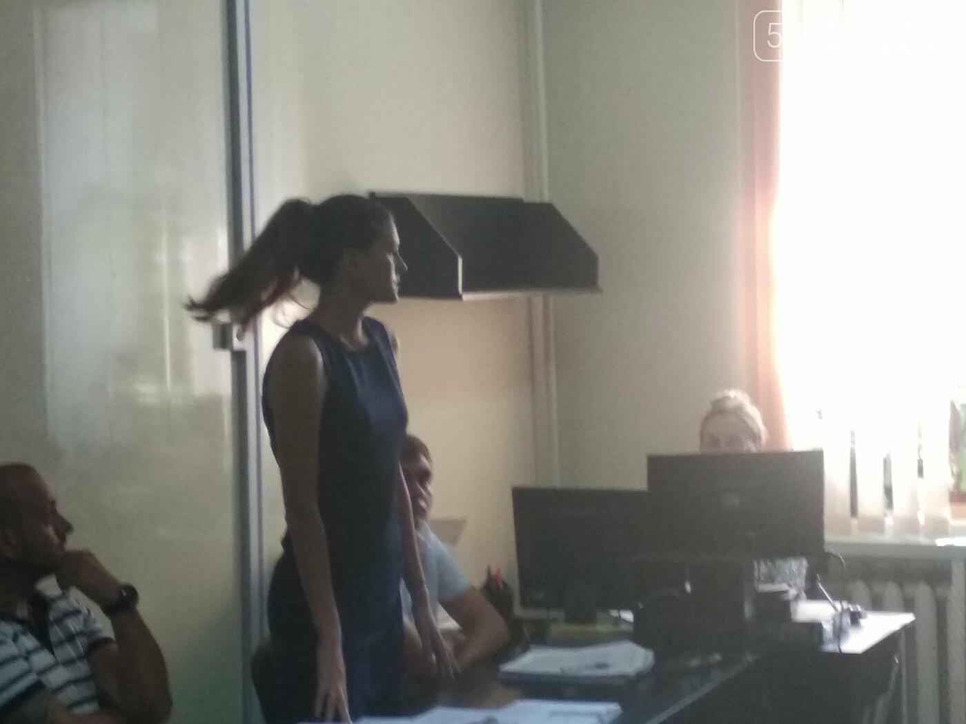 Дело об избиении врача: в Каменском за хулиганство суд избрал меру пресечения для Евгения Найды, фото-8