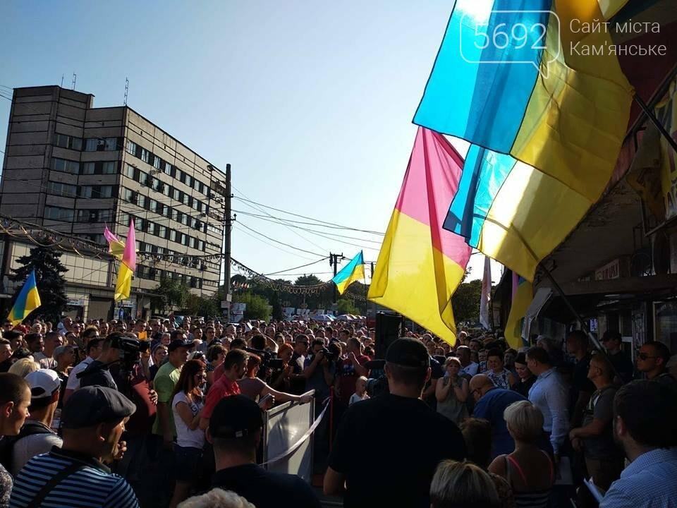В Каменском инициируют отзыв лидера фракции «Оппоблока», фото-4