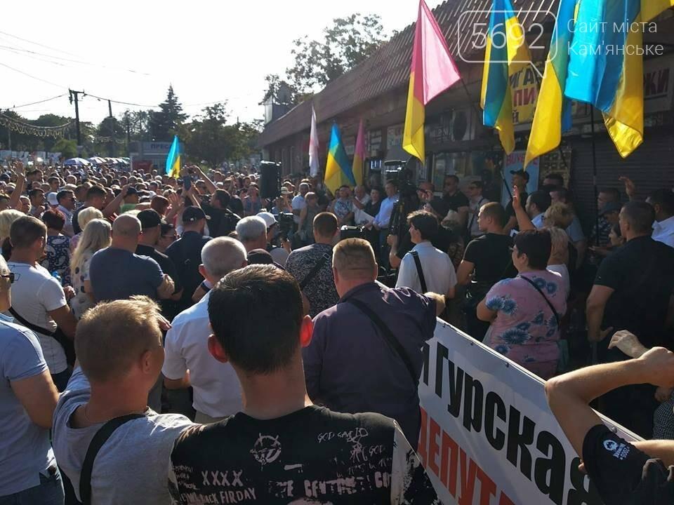 В Каменском инициируют отзыв лидера фракции «Оппоблока», фото-8