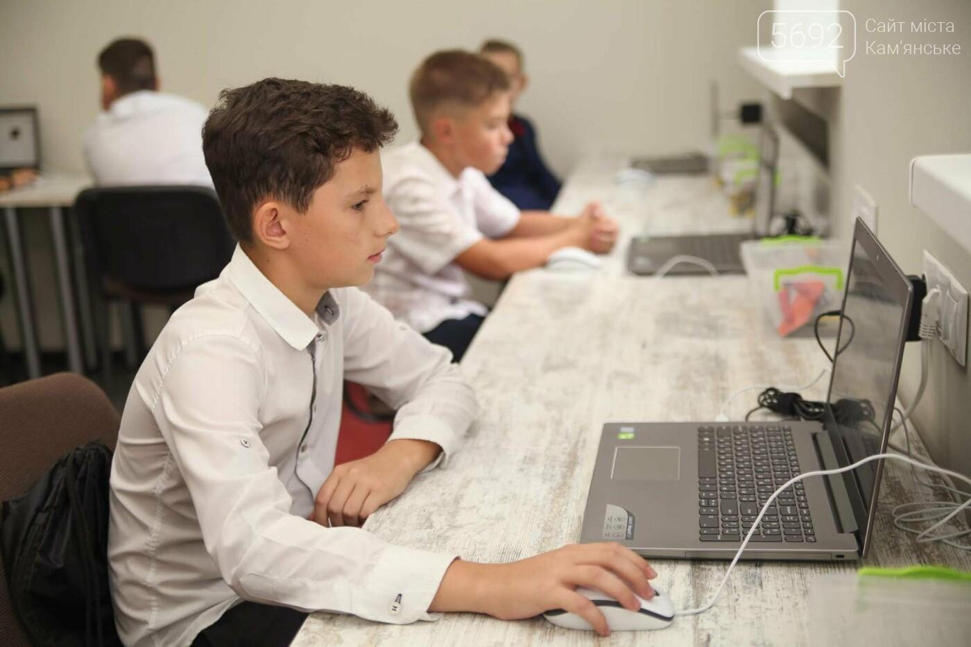 В Каменском открыли бесплатную Школу Робототехники, фото-8