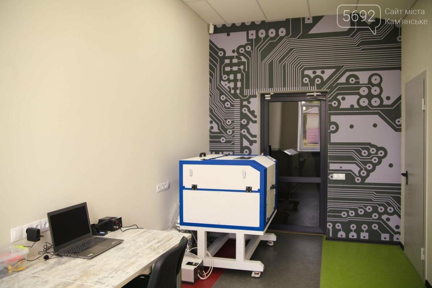 В Каменском открыли бесплатную Школу Робототехники, фото-14