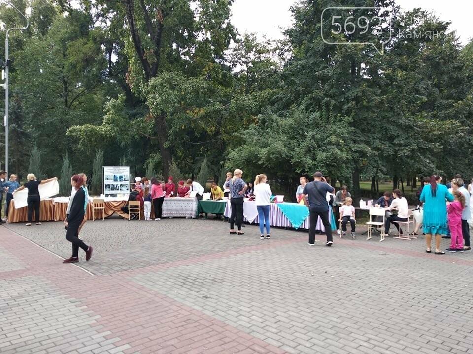В центральном парке Каменского прошел фестиваль «Город профессий», фото-6