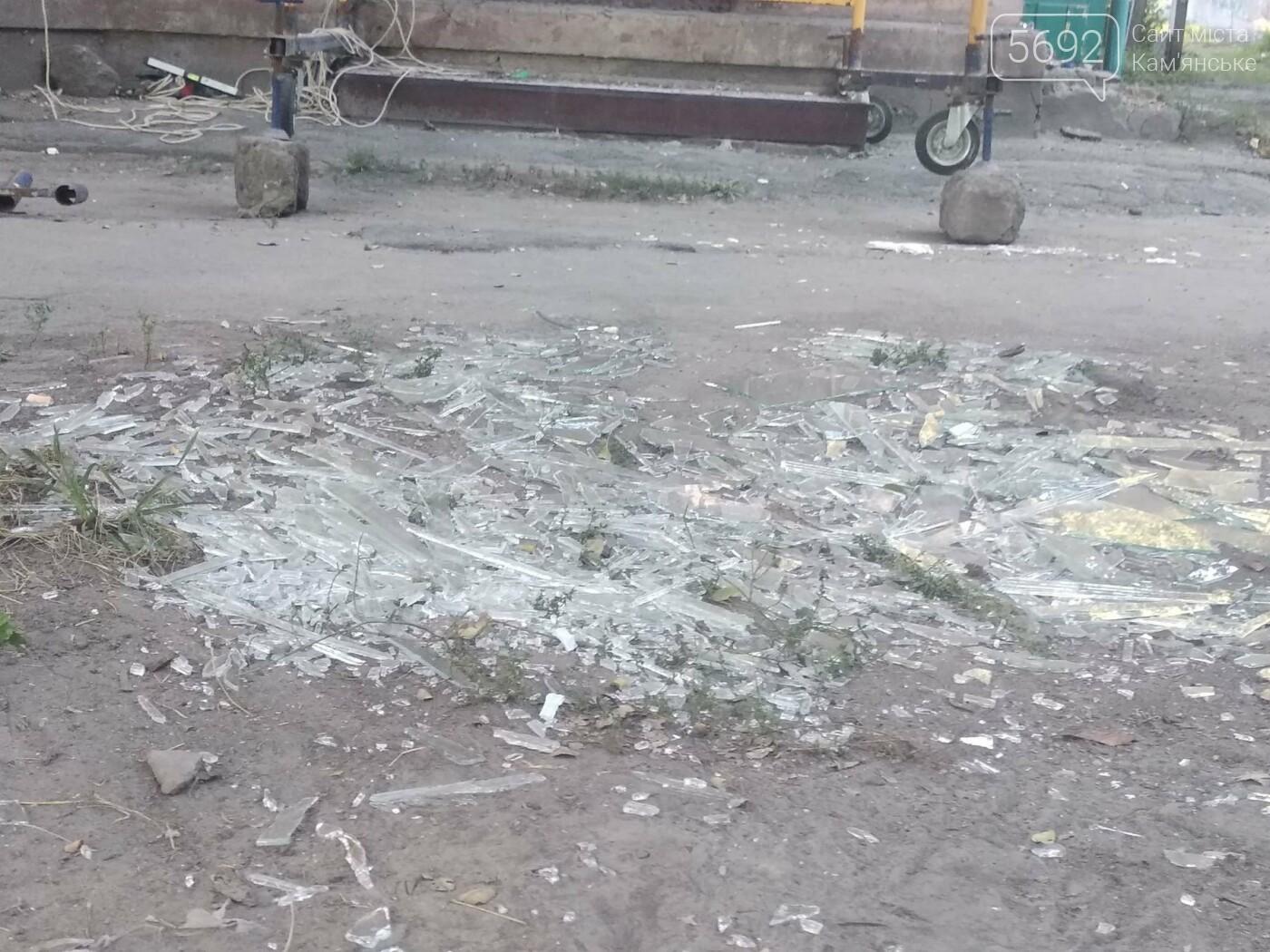 Подробности взрыва в квартире в центре Каменского, фото-5