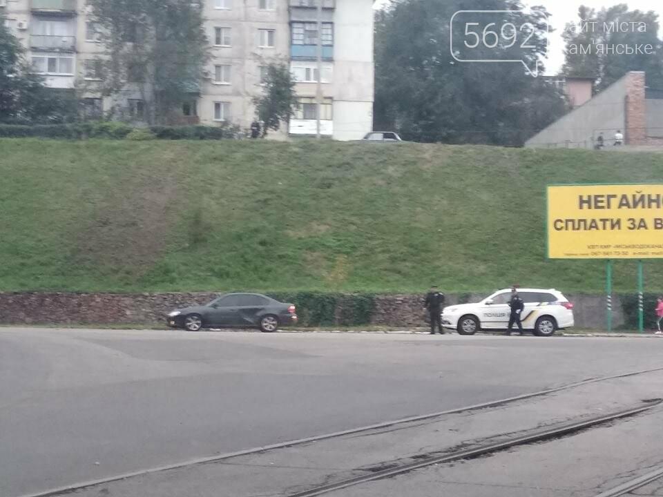 ДТП в Каменском: Daewoo врезался в Subaru, фото-1
