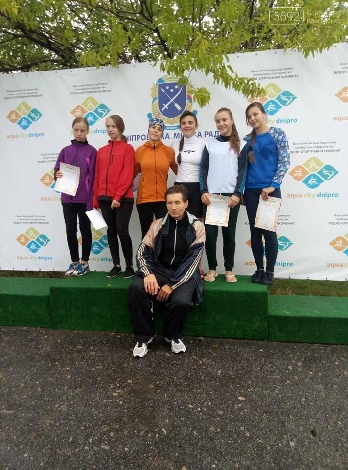 Каменские гребцы привезли комплект медалей с чемпионата области, фото-6