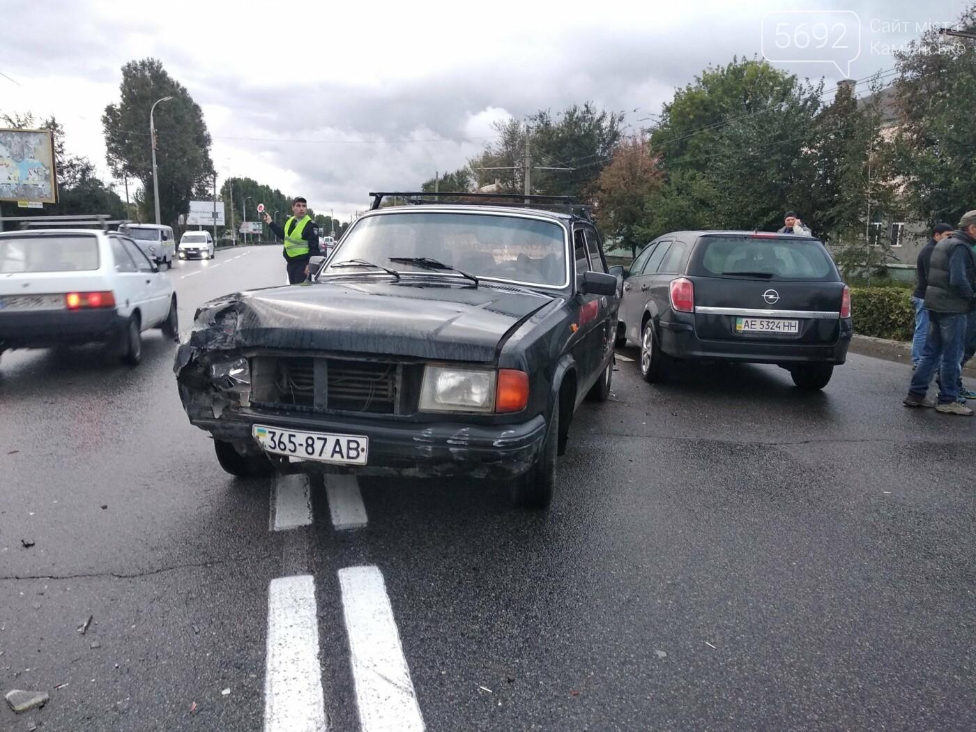В Каменском на Юбилейном произошло тройное ДТП, фото-6