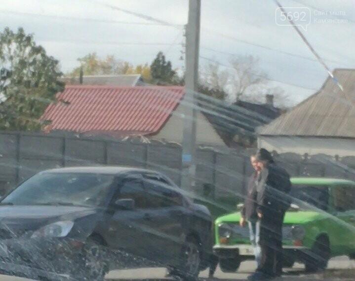 В Каменском на Криворожской произошло ДТП, фото-2