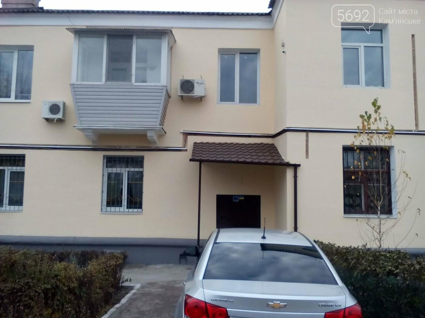 Дом на Юбилейном в Каменском не похож на все: жители перешли на ОСМД, фото-2