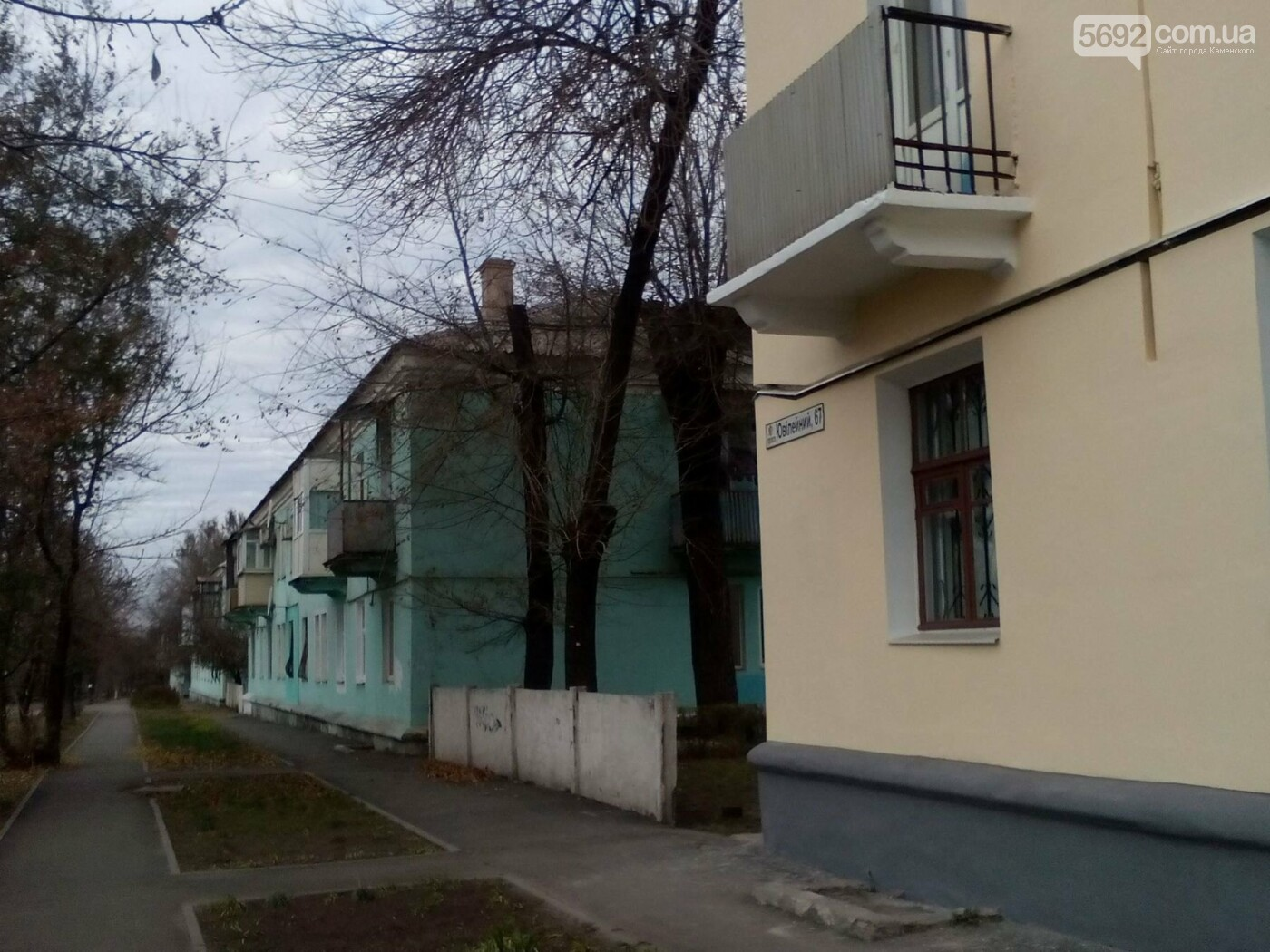 Дом на Юбилейном в Каменском не похож на все: жители перешли на ОСМД, фото-3