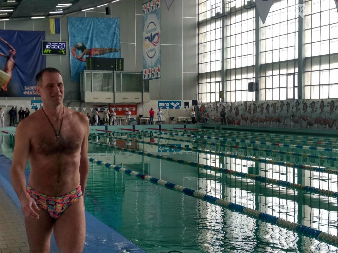 «Битва спринтеров» прошла в бассейне Каменского, фото-4