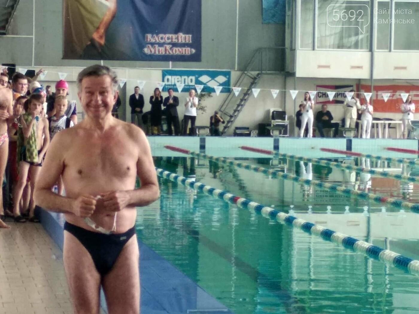 «Битва спринтеров» прошла в бассейне Каменского, фото-3