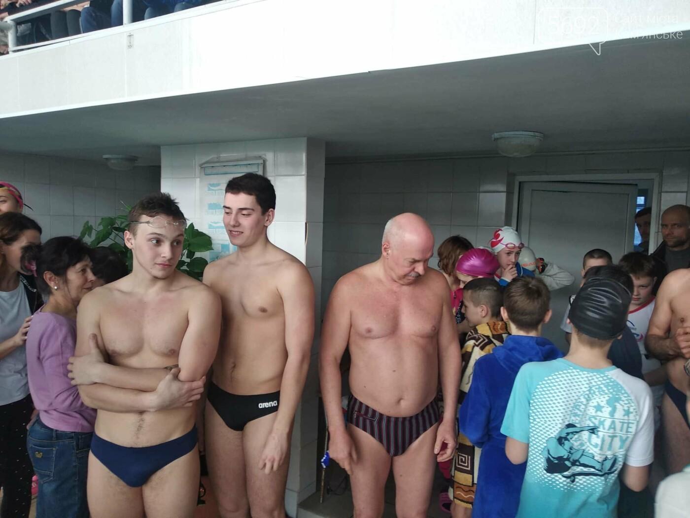 «Битва спринтеров» прошла в бассейне Каменского, фото-19