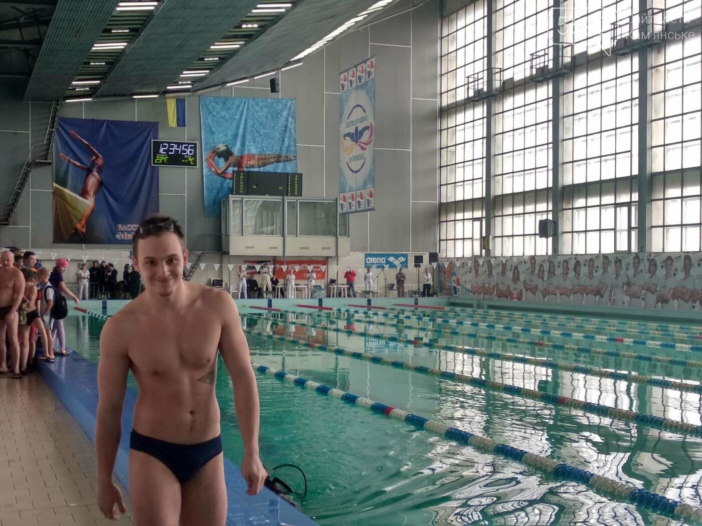 «Битва спринтеров» прошла в бассейне Каменского, фото-8