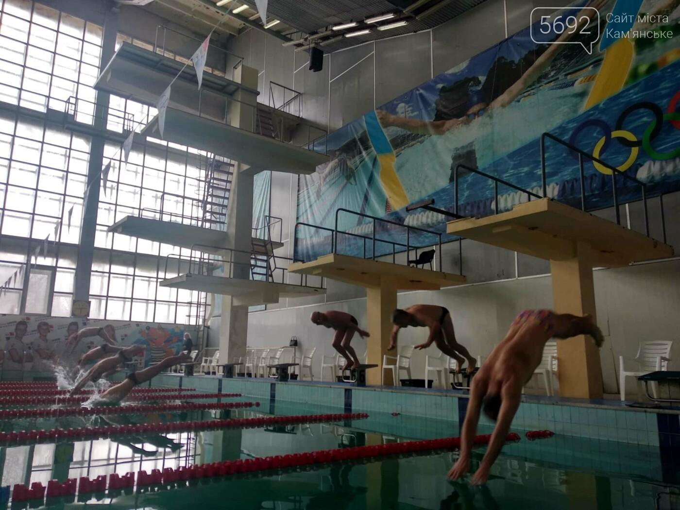 «Битва спринтеров» прошла в бассейне Каменского, фото-7