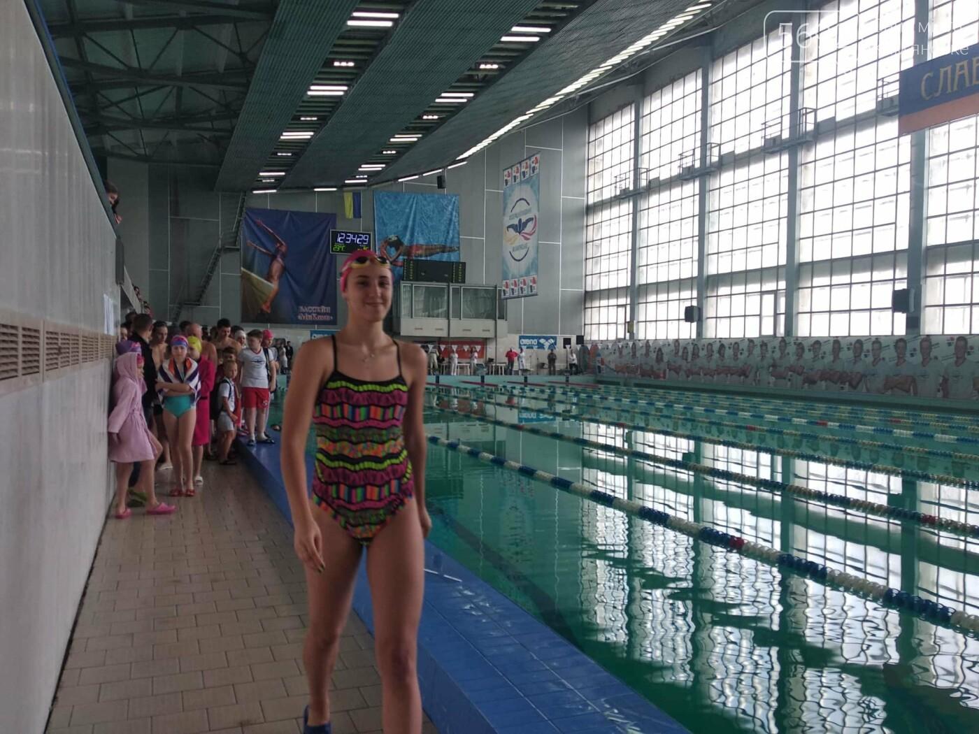 «Битва спринтеров» прошла в бассейне Каменского, фото-1