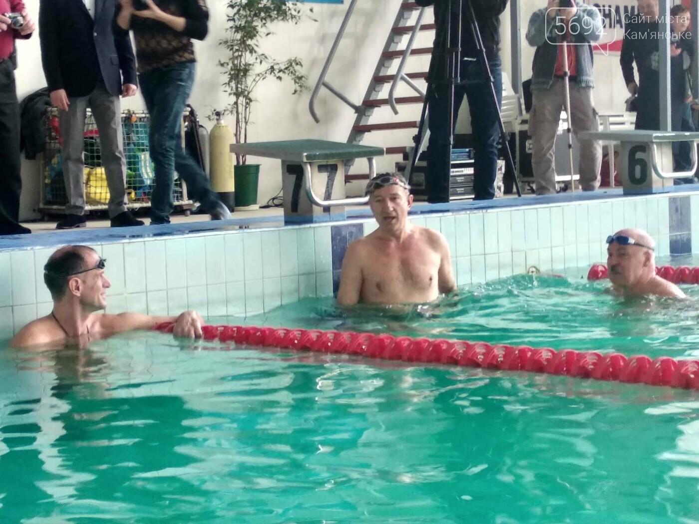 «Битва спринтеров» прошла в бассейне Каменского, фото-12