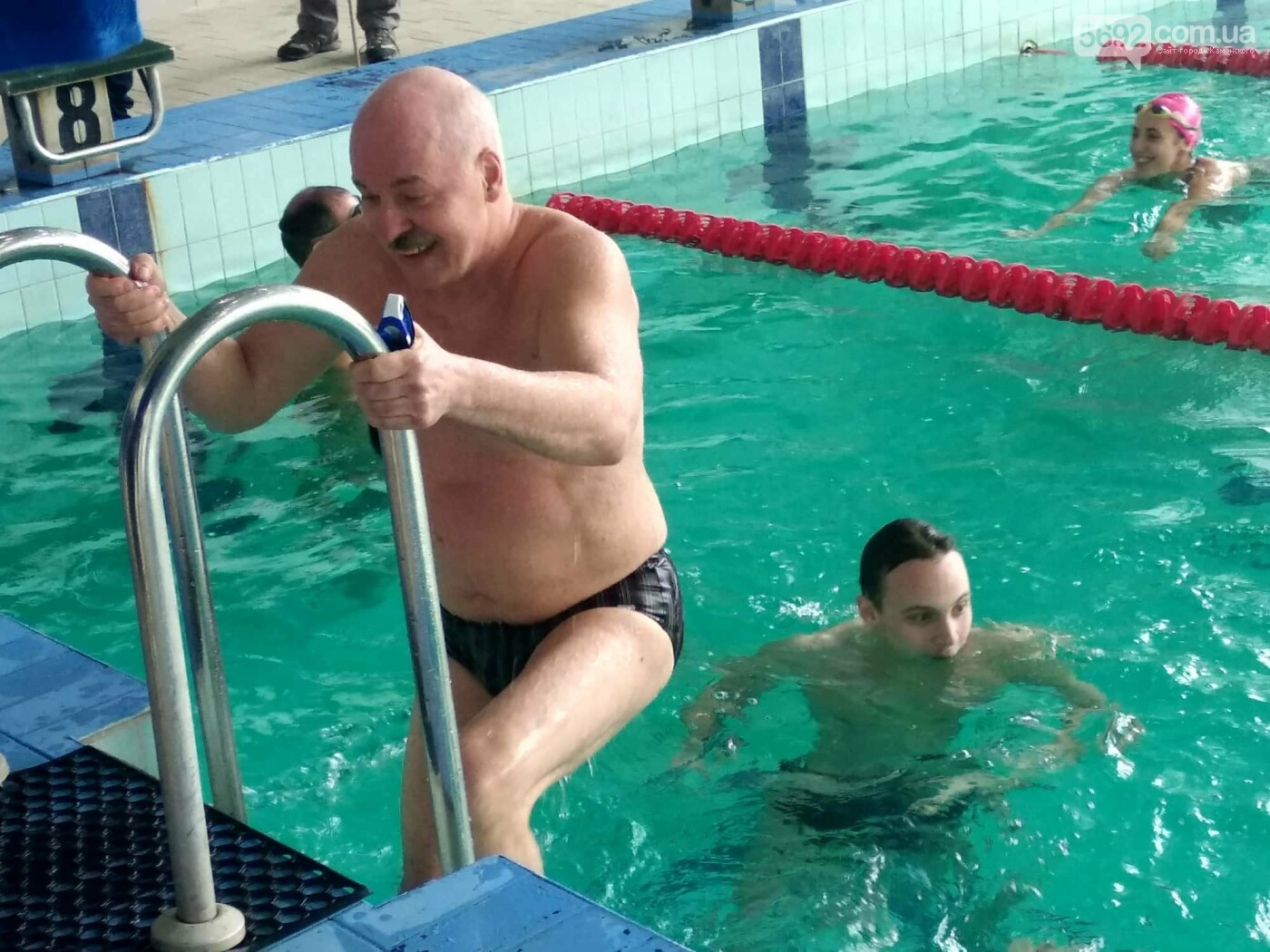 «Битва спринтеров» прошла в бассейне Каменского, фото-13