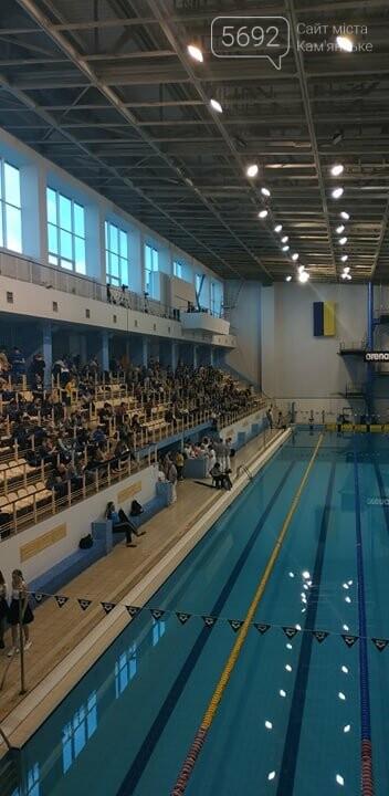 В Днепре завершился чемпионат Украины по плаванию: каменчанка - чемпионка, фото-1