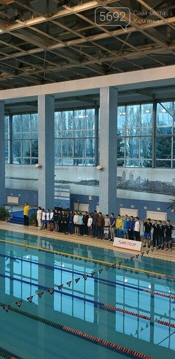 В Днепре завершился чемпионат Украины по плаванию: каменчанка - чемпионка, фото-2