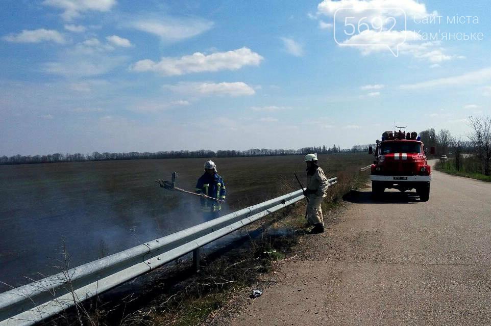 На Днепропетровщине горит экосистема: за сутки возник 21 пожар на 29 гектарах, фото-1