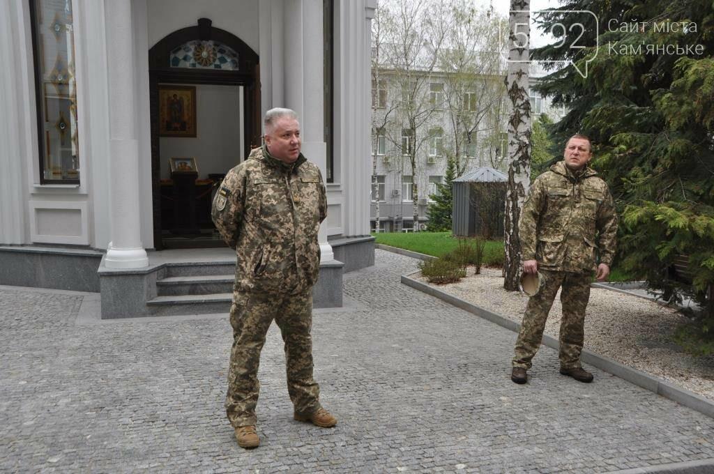 У Дніпрі СБУ вшанувала пам'ять загиблих Героїв, фото-7