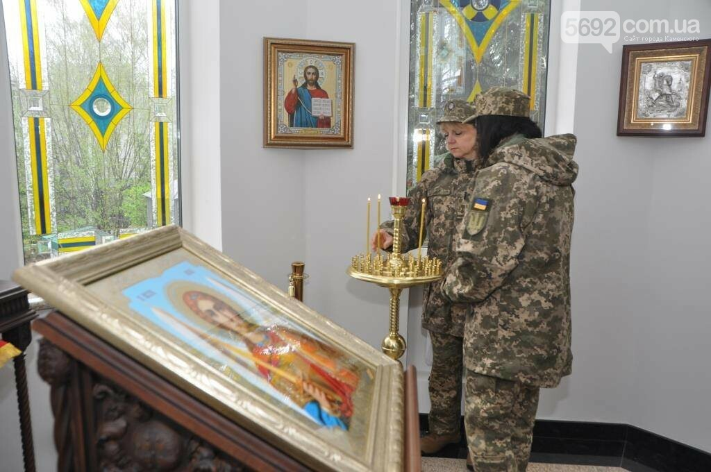 У Дніпрі СБУ вшанувала пам'ять загиблих Героїв, фото-6