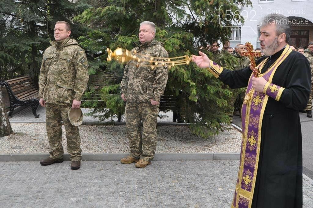 У Дніпрі СБУ вшанувала пам'ять загиблих Героїв, фото-3