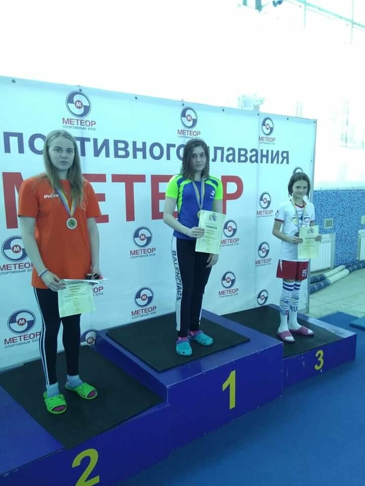 Каменские пловцы наплыли на медали чемпионата области, фото-5