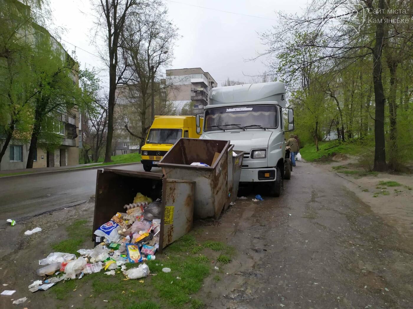 ДТП в Каменском: у автомобиля, груженного напитками, на ходу развалился кузов , фото-3