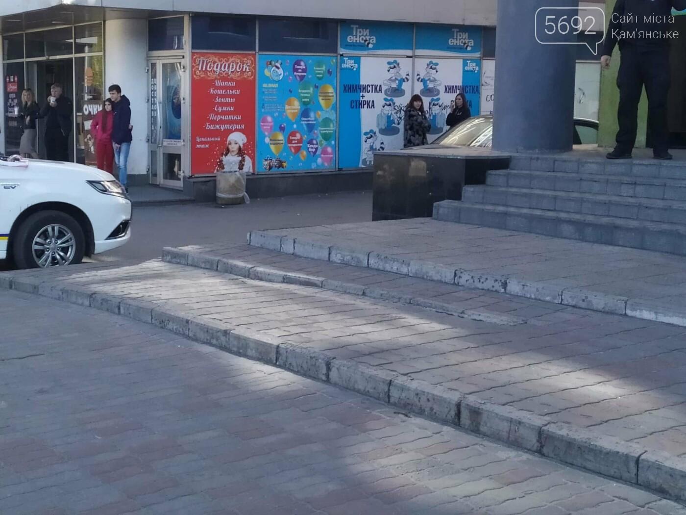 В  центре Каменского подстрелили активиста Евгения Найду, фото-5