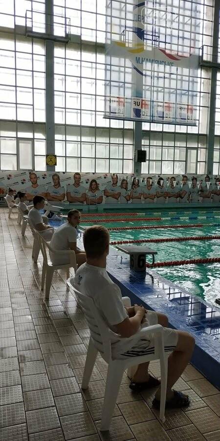В Каменском прошла XIV Универсиада по плаванию, фото-1