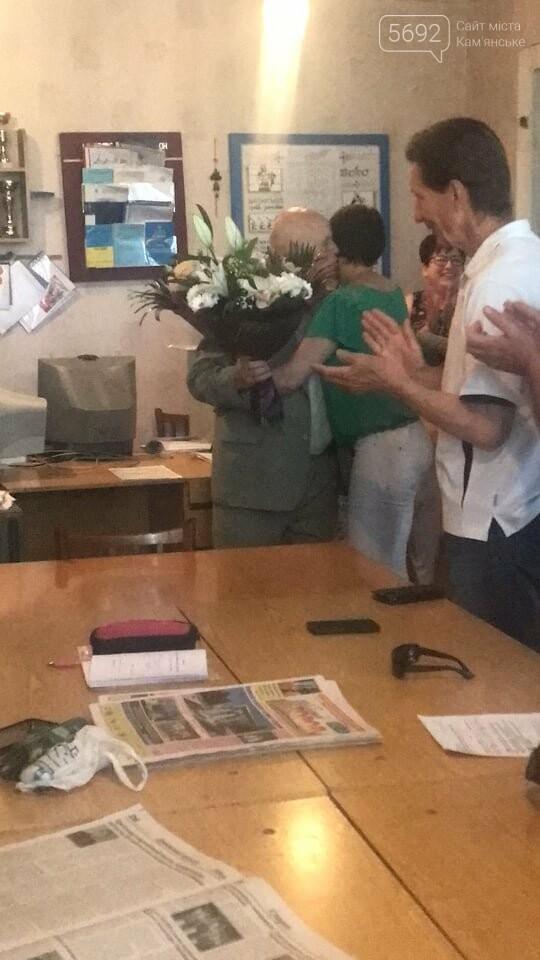 Директора каменской ДЮСШ №1 наградили за заслуги перед городом, фото-2