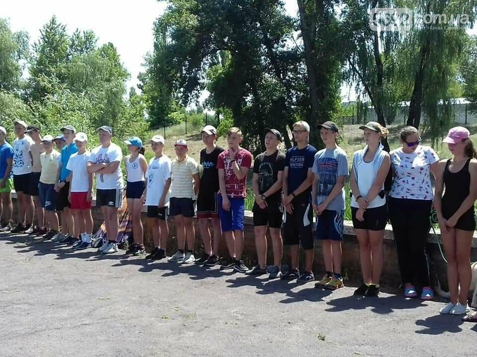 В Каменском прошёл чемпионат города по гребле академической , фото-9