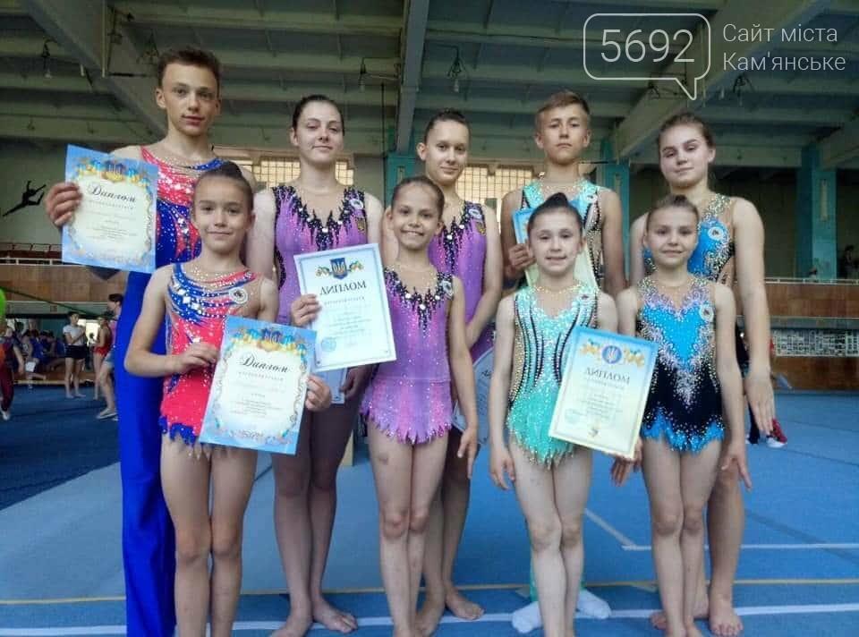 Акробаты из Каменского стали призерами чемпионата Украины , фото-2