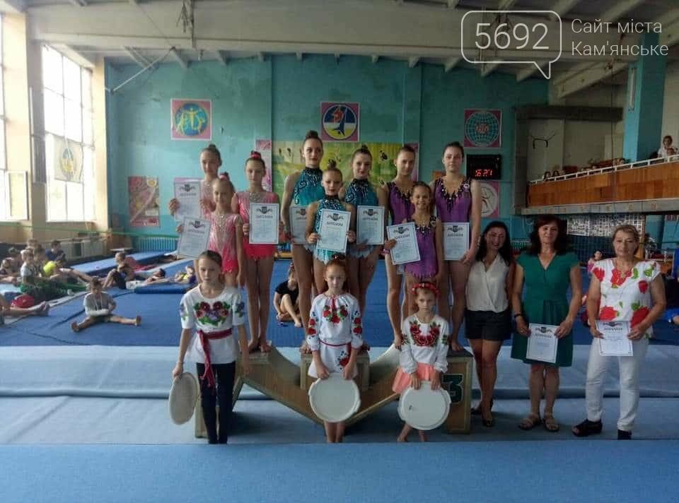 Акробаты из Каменского стали призерами чемпионата Украины , фото-3