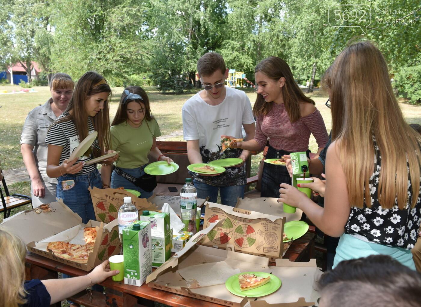 Анна Личман: Молодежь Каменского готова вести дискуссию по важным темам на высоком уровне, фото-5