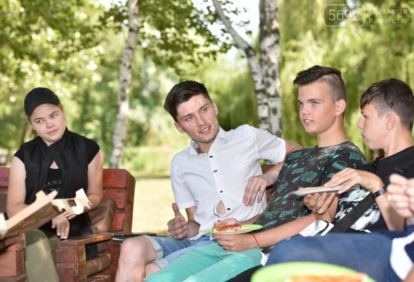 Анна Личман: Молодежь Каменского готова вести дискуссию по важным темам на высоком уровне, фото-3