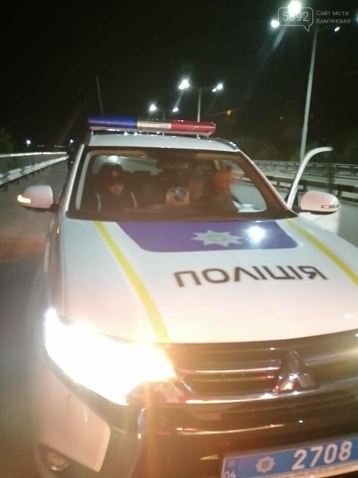 Женщина, которая упала с моста в Каменском, находится в больнице и может остаться инвалидом, фото-3