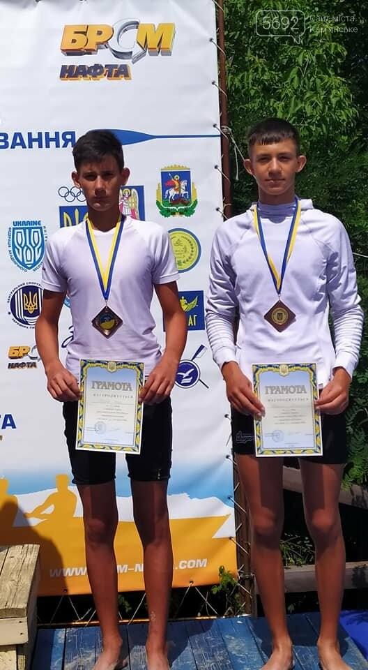 Каменские «академисты» вернулись с чемпионата Украины с наградами, фото-17
