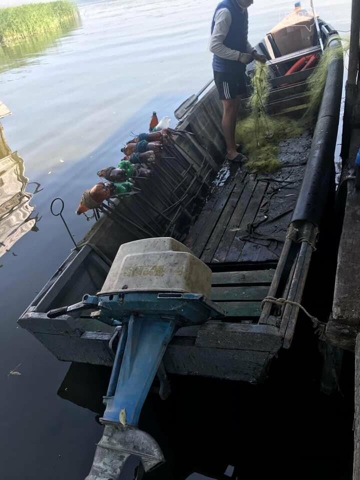 На Каменском водохранилище задержали нарушителя, фото-5