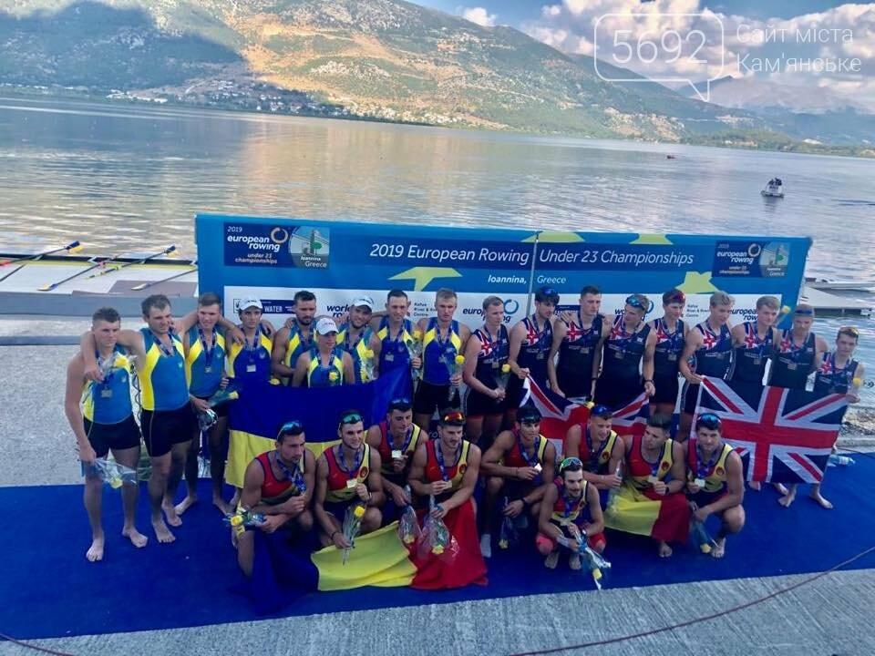Каменчане стали призерами чемпионата Европы по гребле академической, фото-2
