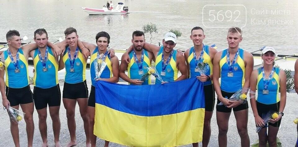 Каменчане стали призерами чемпионата Европы по гребле академической, фото-4