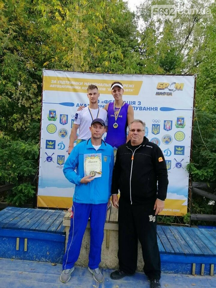 Каменской «академист» стал двукратный чемпионом Украины, фото-5