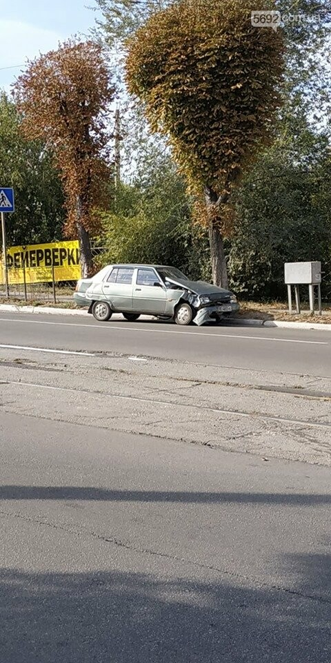В Каменском на аварийном перекрестке произошло ДТП с пострадавшим, фото-5