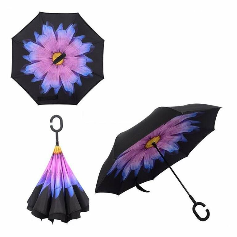 Аксессуар необходимый в любое время года - зонт Up-brella!, фото-7