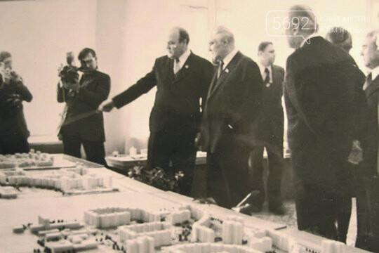 45 лет назад на левобережье Каменского сдали в эксплуатацию первый дом, фото-2
