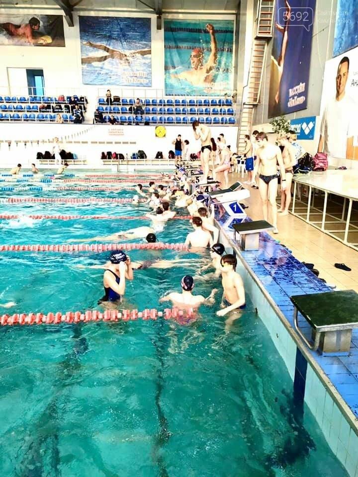 В Каменском прошел чемпионат Днепропетровщины по плаванию, фото-1