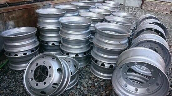 Размеры грузовых дисков