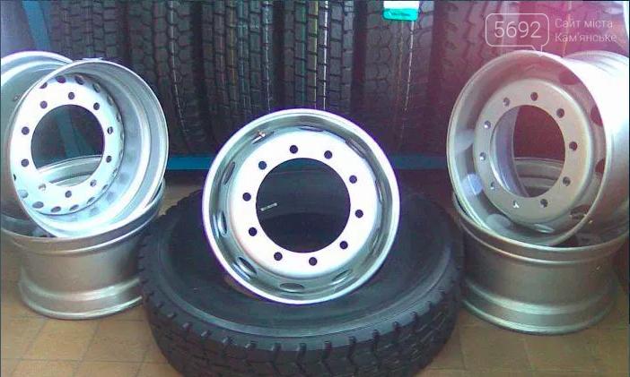 Колесные диски на грузовые автомобили